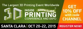 3D Printing Conference - 3D Printing Channel